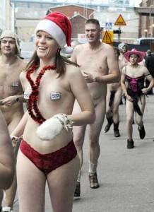 Naked Run, Finlandia